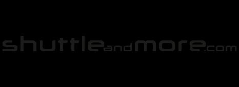 Logo der Firma Shuttle and more, Kunde von TK Webmarketing
