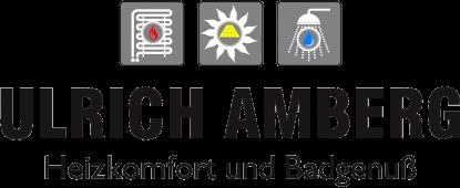 Logo Ulrich Amberg, Kunde von TK Webmarketing